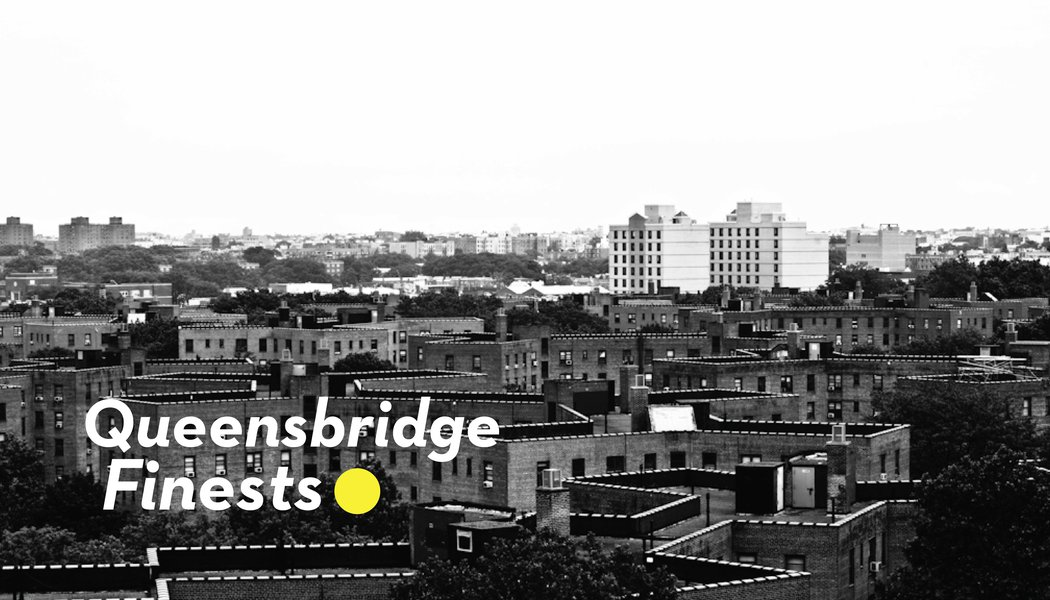 "Queensbridge Finests. ""Let me take a trip on the memory lane"""